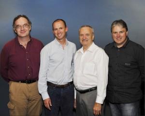 NVMdurance leadership team
