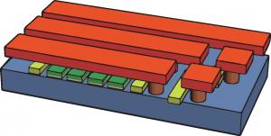 2D NAND